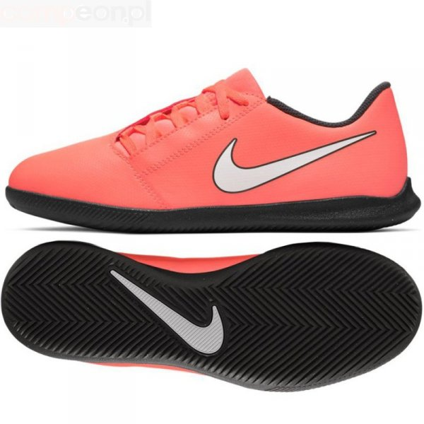 Buty Nike Phantom Venom Club IC AO0399 810 pomarańczowy 28