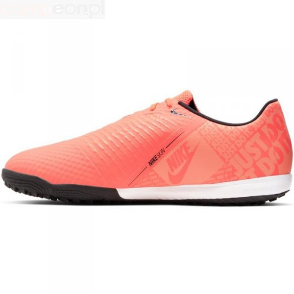 Buty Nike Phantom Venom Academy TF AO0571 810 pomarańczowy 40