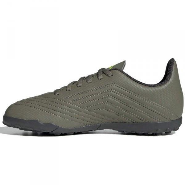Buty adidas Predator 19.4 TF J EF8222 zielony 38 2/3