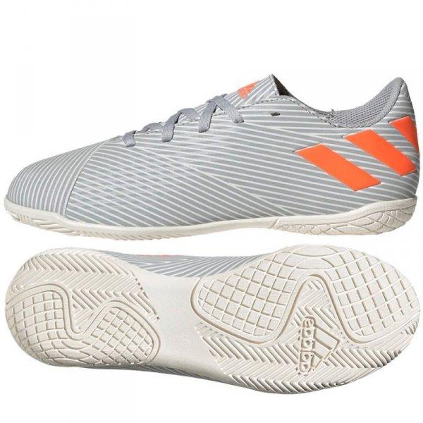 Buty adidas Nemeziz 19.4 IN J EF8307 szary 28