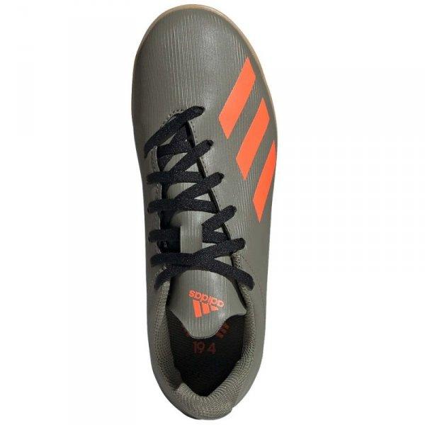 Buty adidas X 19.4 IN J EF8379 zielony 36 2/3