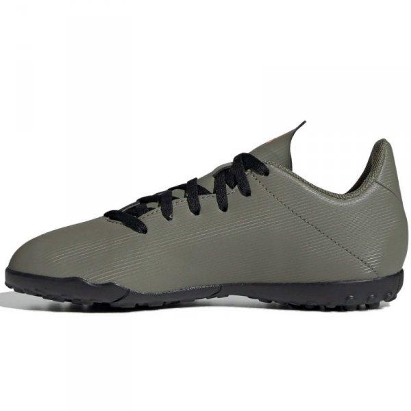 Buty adidas X 19.4 TF J EF8378 zielony 32
