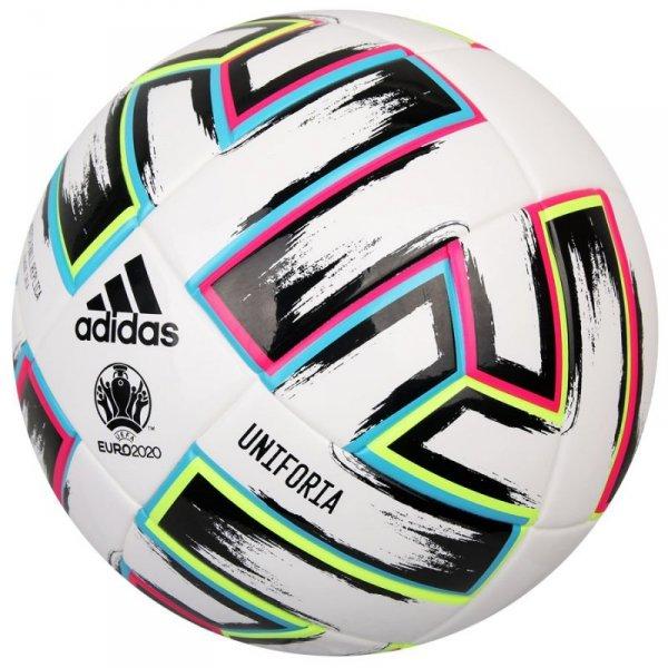 Piłka adidas UNIFORIA League SALA FH7352 biały 4