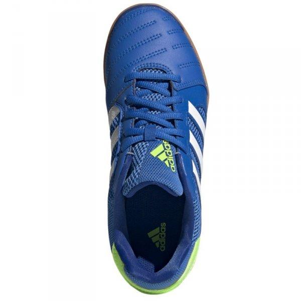 Buty adidas Top Sala J FV2632 niebieski 34