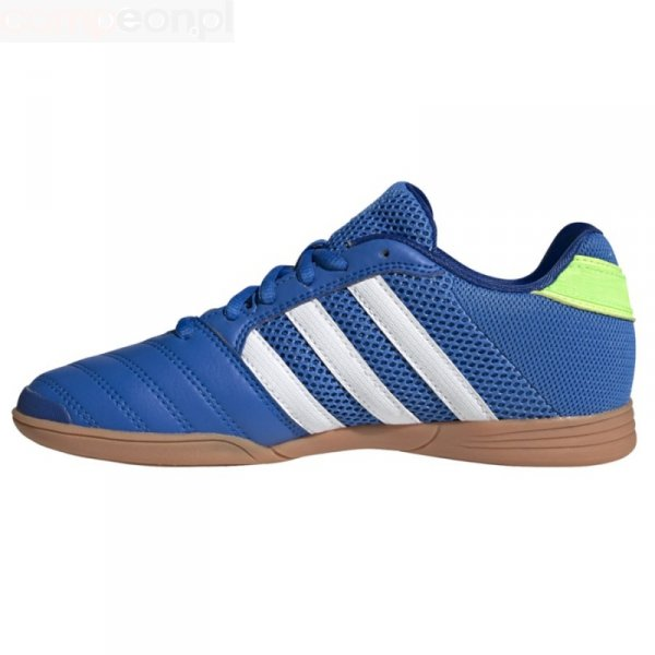 Buty adidas Top Sala J FV2632 niebieski 37 1/3