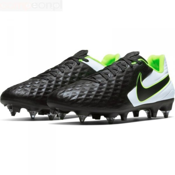 Buty Nike Tiempo Legend 8 Academy SG-Pro Anticlog Traction AT6014 007 czarny 41