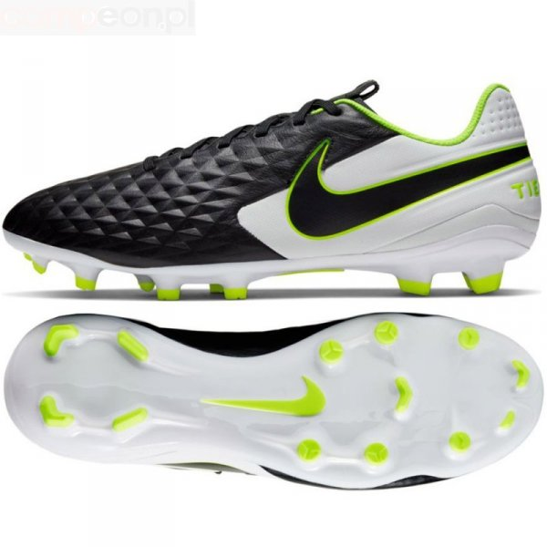 Buty Nike Tiempo Legend 8 Academy MG FG AT5292 007 czarny 40 1/2