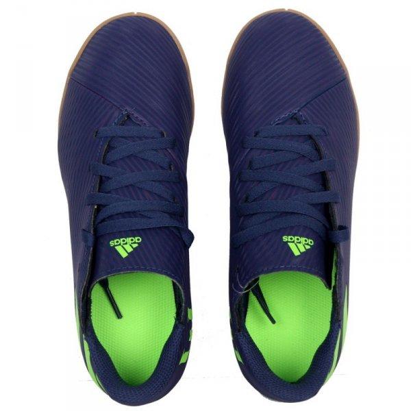 Buty adidas Nemeziz Messi 19.4 IN J EF1817 granatowy 32