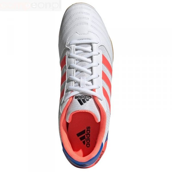 Buty adidas Super Sala IN FV2560 biały 42 2/3