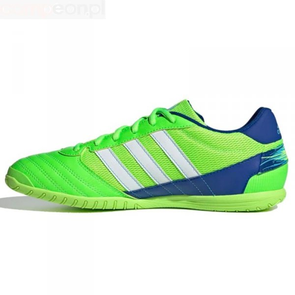 Buty adidas Super Sala IN FV2564 zielony 43 1/3