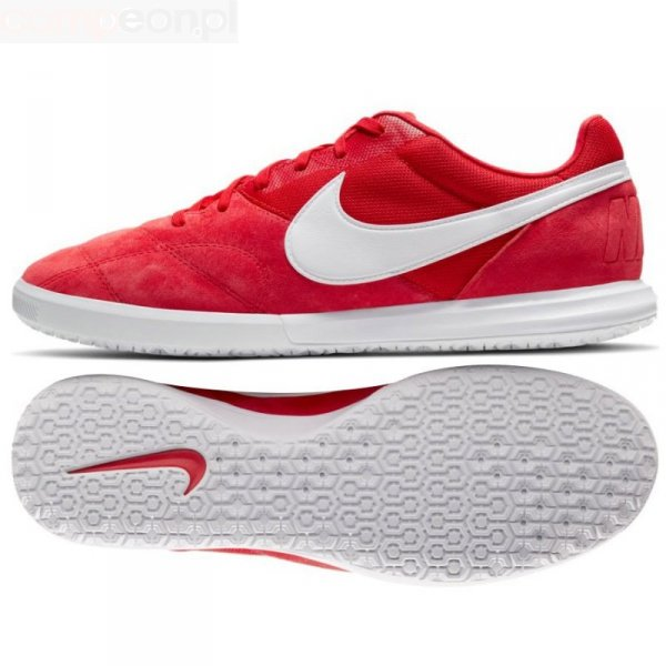 Buty Nike Premier Sala IC AV3153 611 czerwony 42