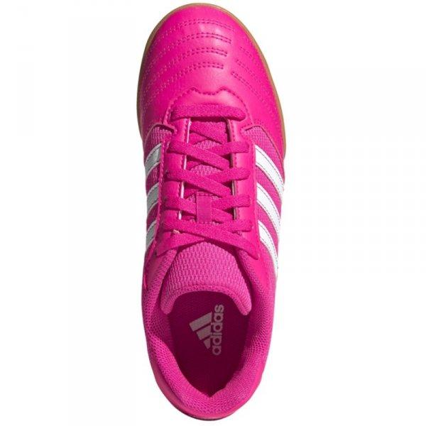 Buty adidas Super Sala J G55911 różowy 35