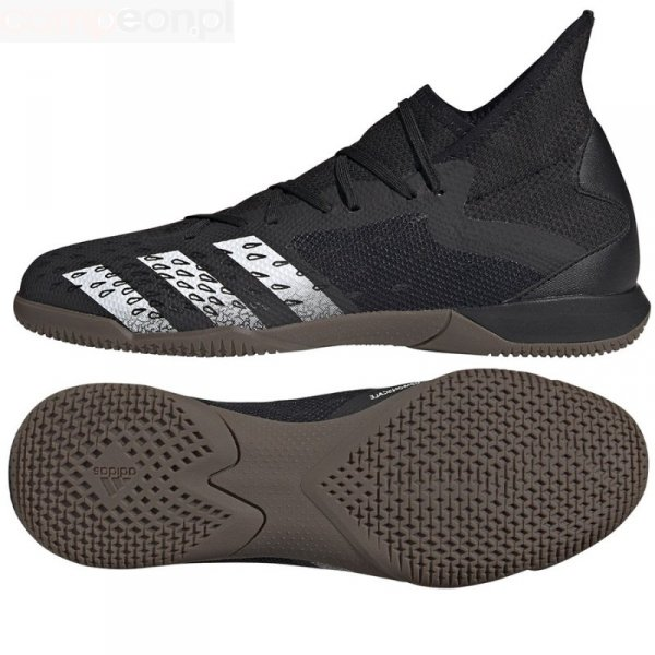 Buty adidas Predator Freak.3 IN FY1032 czarny 45 1/3