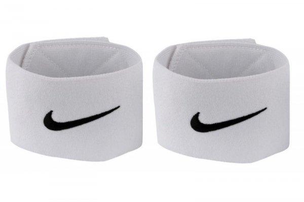 Opaska podtrzymująca nagolennik Nike SE0047 101 biały NS