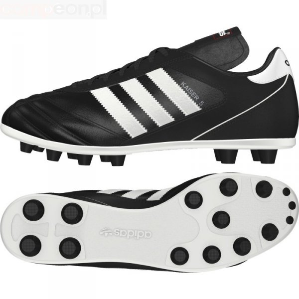Buty adidas Kaiser 5 Liga 033201 czarny 39 1/3