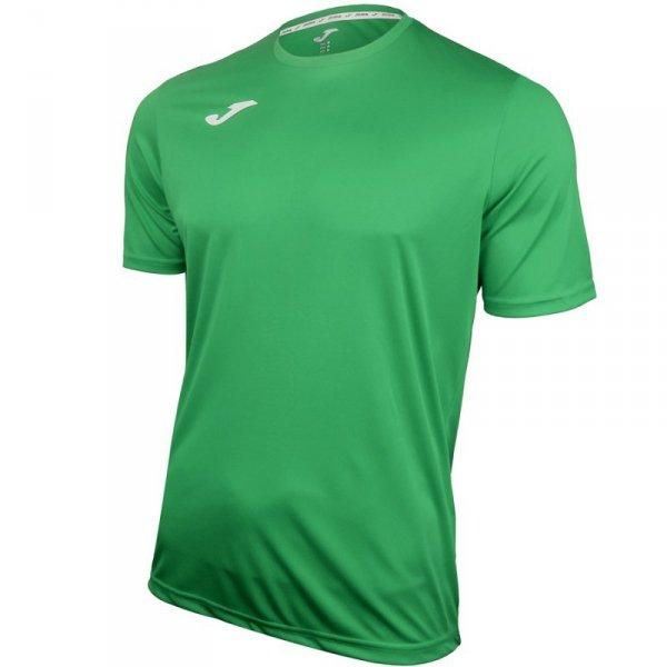 Koszulka Joma Combi 100052.450 zielony 152 cm