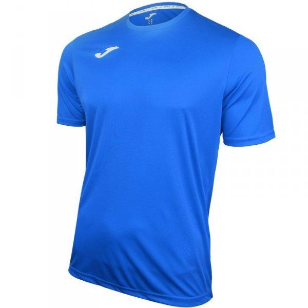 Koszulka Joma Combi 100052.700 niebieski 116 cm