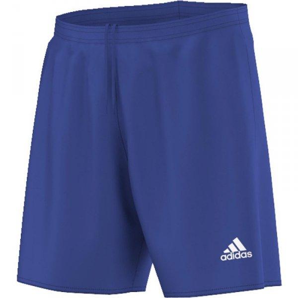 Spodenki adidas Parma 16 Short AJ5882 niebieski S