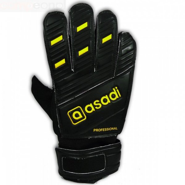 Rękawice Asadi Professional MODEL 022z czarny 5