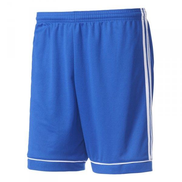 Spodenki adidas Squadra 17 S99153 niebieski M