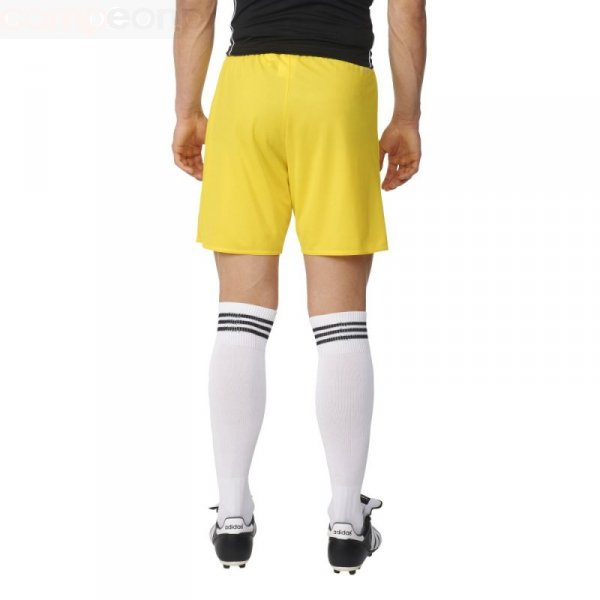 Spodenki adidas Parma 16 Short AJ5885 żółty 152 cm