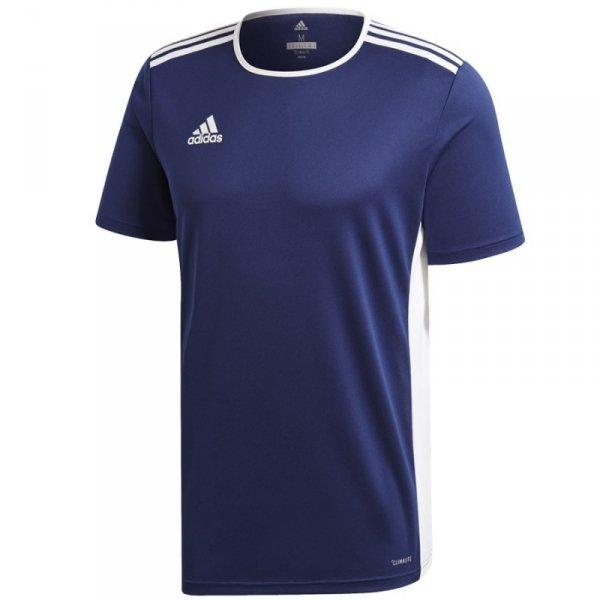 Koszulka adidas Entrada 18 JSY CF1036 granatowy 128 cm