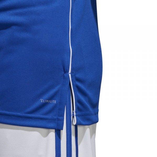 Koszulka adidas Polo Core 18 CV3590 niebieski XL
