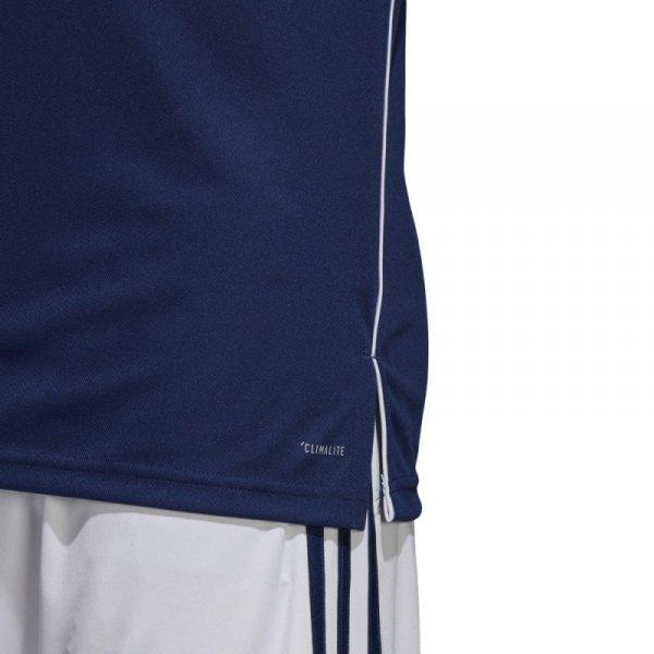 Koszulka adidas Polo Core 18 CV3589 granatowy L