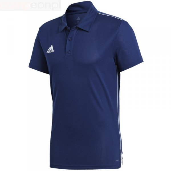 Koszulka adidas Polo Core 18 CV3589 granatowy XXL