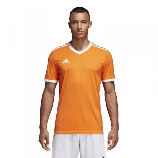 Koszulka adidas Tabela 18 JSY CE8942 pomarańczowy 128 cm