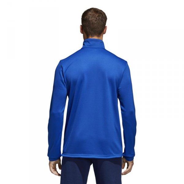 Bluza adidas CORE 18 TR TOP CV3998 niebieski XXL