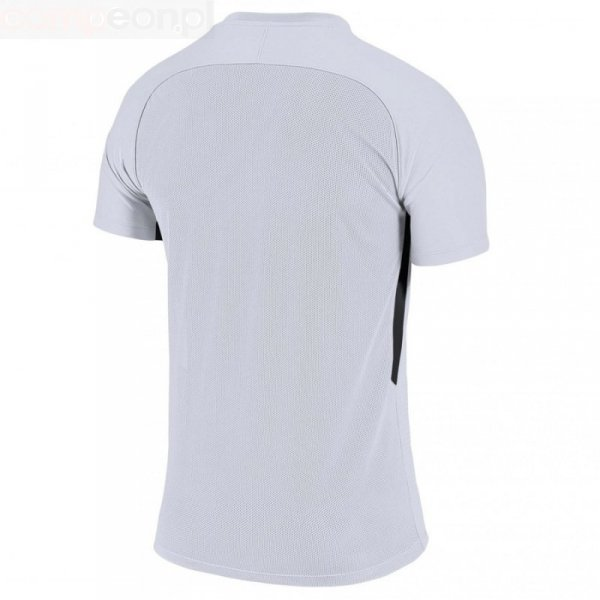 Koszulka Nike Y Tiempo Premier JSY SS 894111 100 biały L (147-158cm)