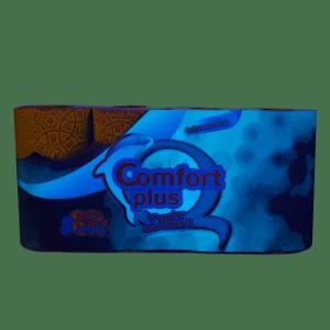 LABEL PAPIER TOALETOWY COMFORT PLUS A8/7