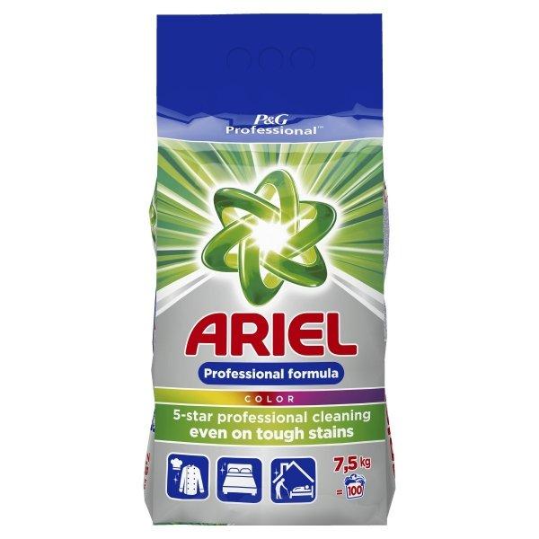 ARIEL PROFESSIONAL PROSZEK DO PRANIA COLOR 7,5kg