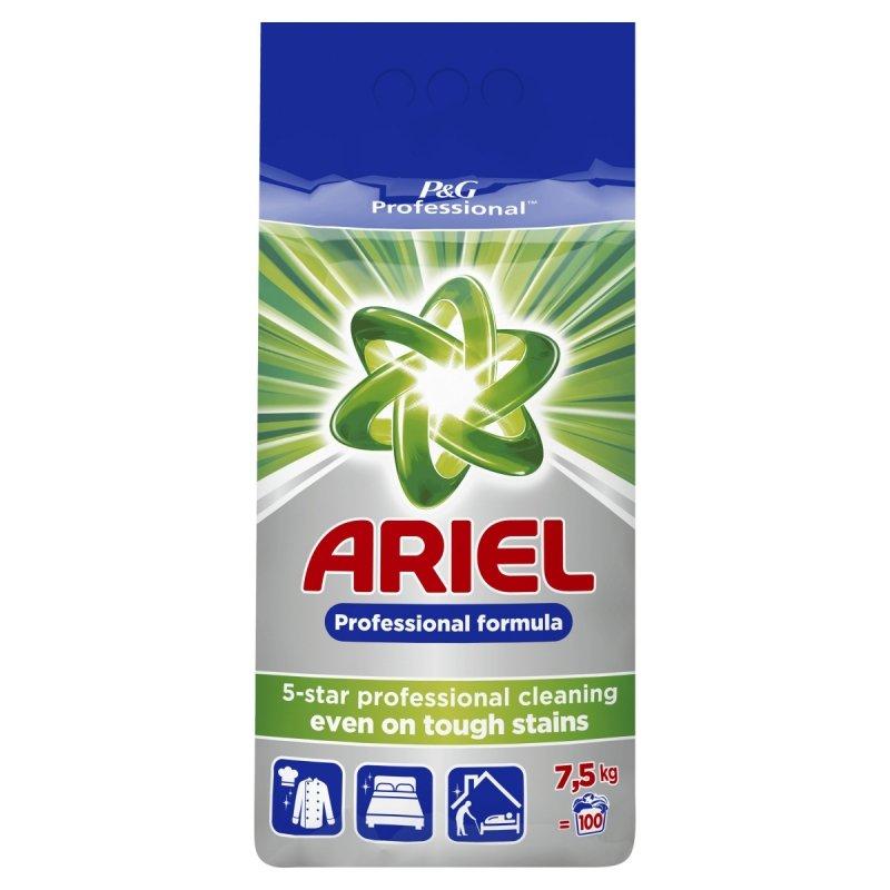 ARIEL PROFESSIONAL PROSZEK DO PRANIA REGULAR 7,5kg