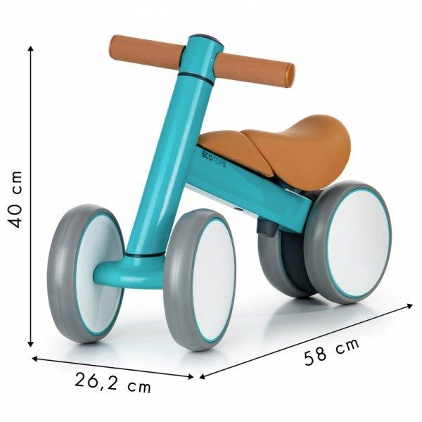 Rowerek biegowy mini rower chodzik jeździk Ride Blue