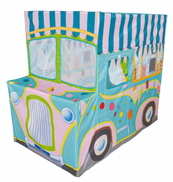 Namiot namiocik domek dla dzieci auto lodziarnia IPLAY