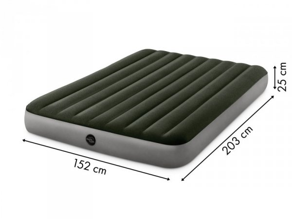 Materac dmuchany Intex łóżko dwuosobowy 64109