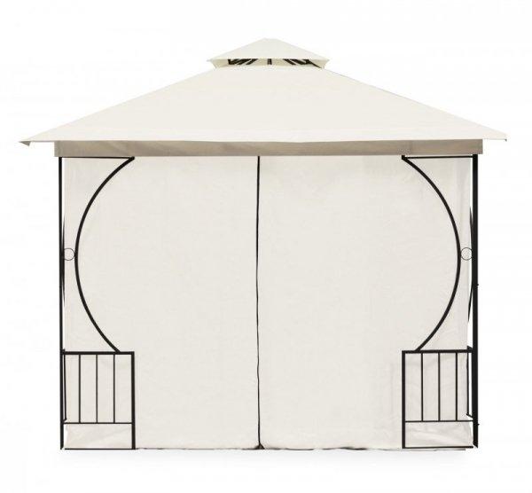 Namiot pawilon ogrodowy altana 3x3m +4 ściany