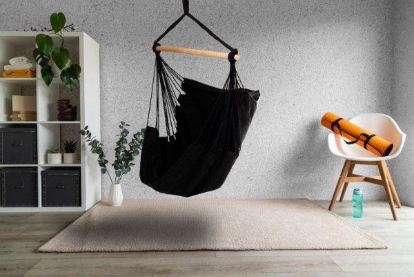Krzesło brazylisjkie wiszący fotel huśtawka hamak