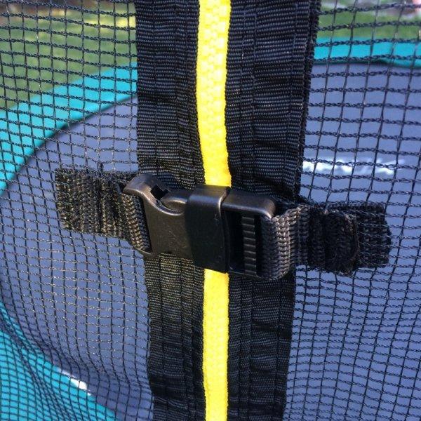 Zewnętrzna siatka do trampoliny 366cm 12ft/8 słupków