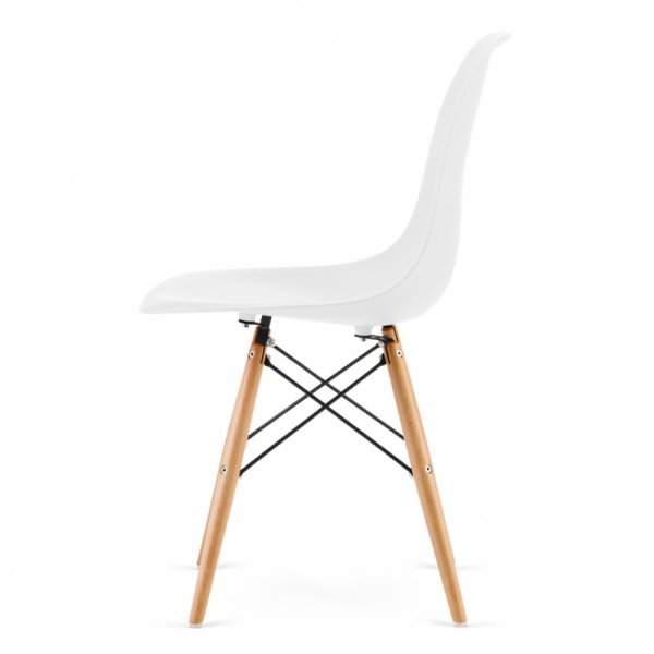 Zestaw 4 x krzesła krzesło jadalni salonu