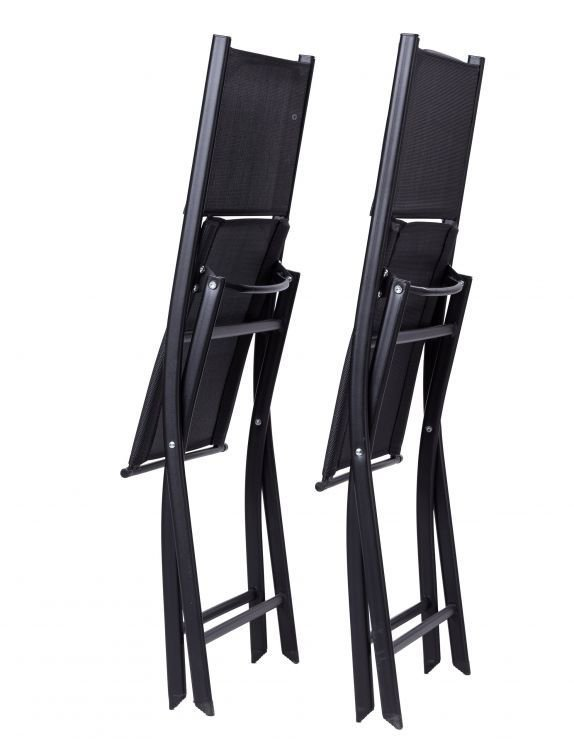 Krzesło krzesła ogrodowe na taras balkon 2szt