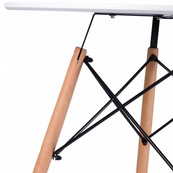 Stół stolik nowoczesny do jadalni salonu kuchni 60cm