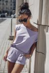 Komplet dresowy Comfort - Lila - StreetStyle
