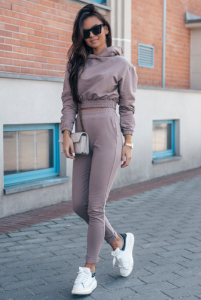 Komplet dresowy Magic - Mocca - StreetStyle