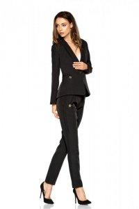 Damskie spodnie garniturowe -StreetStyle L279B