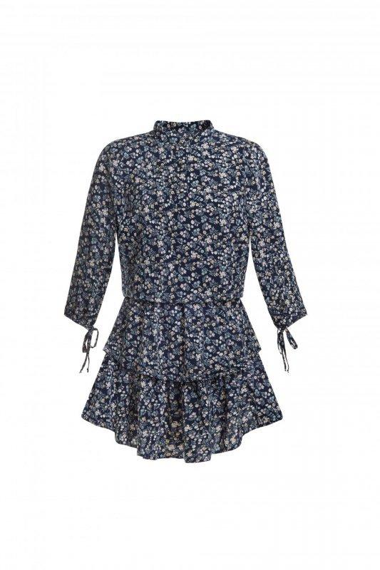 Sukienka Tina - Wzór - StreetStyle 682