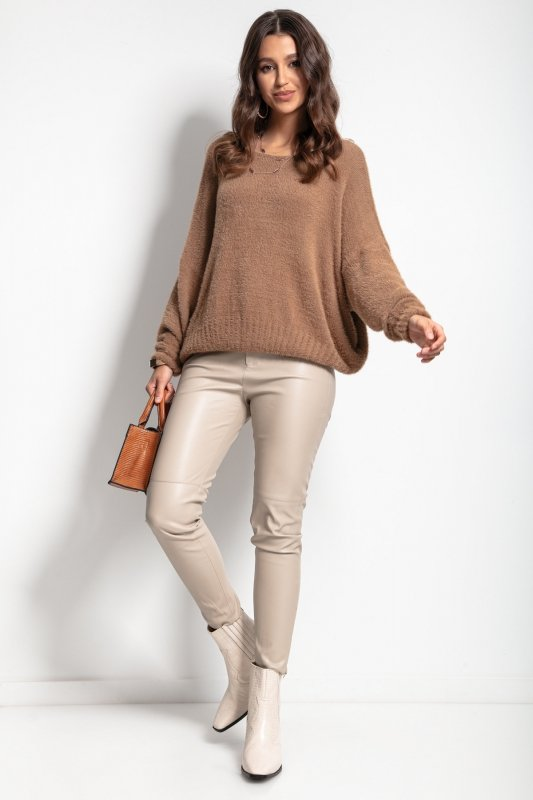 Sweter F1070- Carmel -3