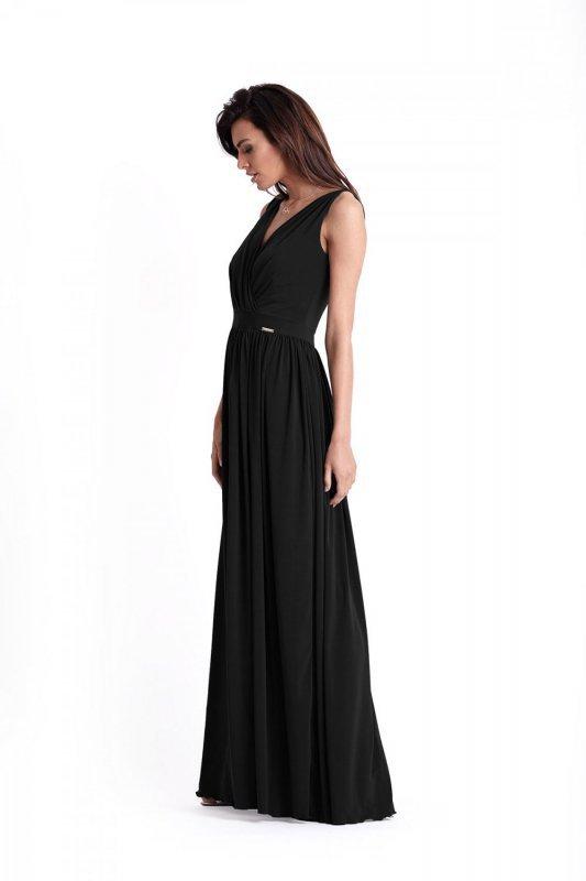 Wieczorowa sukienka Philippa - Czarna - Ivon